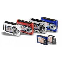 Câmera Digital Hp 16mp Lcd 2.7¿ Á Prova D