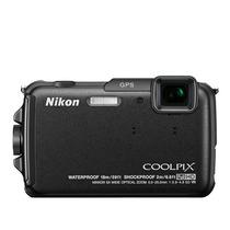 Câmera Nikon Aw110 16 Mp Prova Dagua, Quedas + Sd16gb Aw 110