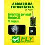 Câmera Trap - Foto / Video - Envia Foto P/ Torpedo E E-mail