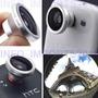 Lente Fisheye - Iphone Ipad Galaxy Motorola Razr Moto X G Lg