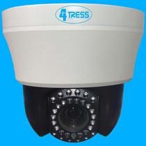 Câmera Mini Speed Dome Sony Ptz Ip 1.3 Mp - Zoom 10x Ir 40mt