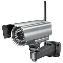 Camera Ip Externa Wi+fi + Entrada Cartão Sd + P2p + Nf
