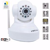 Câmera Ip Foscam Fi8918w Vigilância Wifi Branca Frete Grátis