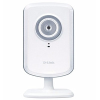Câmera Ip Sem Fio D-link Dcs-930l Wireless150mbps Zoom 4x