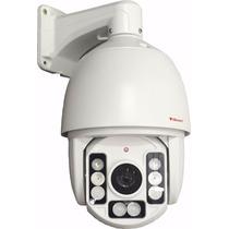 Camera Speed Dome Ptz Ccd Sony 36x 120 Metros 800 Linhas