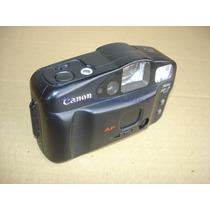 Maquina Fotografica Canon Prima Af-7 Date 35mm - Usada