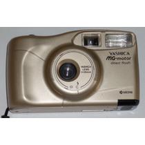 Camera Maquina Fotografica Antiga - Yashica Mg Motor