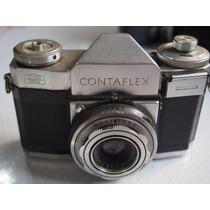 Contaflex, Carl Zeiss - Funcionando, Perfeita, Para Coleção