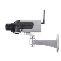 Câmera De Vigilância Wireless Falsa Câmera Fake Cam
