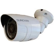 Câmera De Segurança Hdis 900 Linhas Lente 3.6mm 24 Ir Ip66