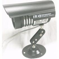 Cctv Câmeras Monitor Preta Infra Sensor Ccd Sony 1000 Linhas