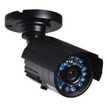 Cameras Cftv Infrav. Ccd Digital 700 Linhas 24leds 3.6mm