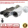 Câmera Vigilância Infravermelho 40 Mts 800 Linhas Ir Cut