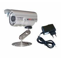 Câmera Para Monitoramento Residencial Cftv 1/3 1000 Linhas