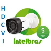Camera Hdcvi Intelbras Vhd1010b 720p Infravermelho Ip66