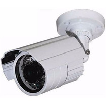 Kit 8 Camera 24 Leds Com Ir Cut 1200 Linhas Com Infra Vermel