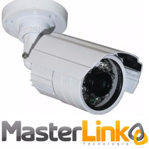 Câmera De Segurança Externa Cftv Infravermelho 25m - 3276