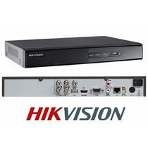 Dvr Stand Alone Hikvision 4 Canais Hdmi