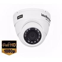 Camera Full Hd Intelbras Hdcvi 1080p 20ir Hd Vhd 5020d 3.6mm