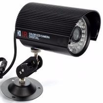 Câmera Ccd Digital Infra Vermelho 36 Leds 3.6 Mm Hd