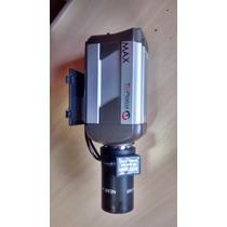 Câmera Topway Profissional Max Cp47 1/3 700l Sony S/ Lente