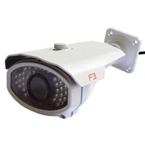 Camera Hd Hdcvi 720p 36 Leds 1/2.9 3.6mm Branca F3-hd190