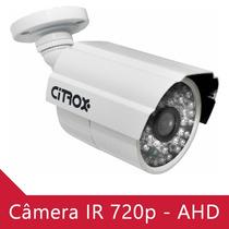 Camera Infra Ahd 1.3mp 1/4 Lente 3,6mm 25 Metros Citrox Cftv