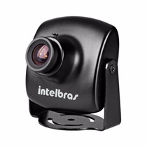 Mini Camera Intelbras Vm S3003 Day Night Ccd Sony 600 Linhas