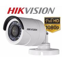 Câmera Infra Hikvision Turbo Hd 20m 3.6mm Hd-tvi 2.0mp 1080p