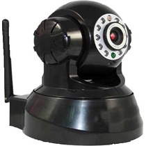 Câmera Ip 1/4 Cmos - C/ 10 Infra- Giratoria V