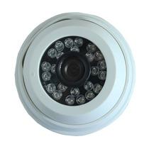 Kit C/ 3 Câmera Vig Dome Infra 600 Linhas Lente 3,6mm
