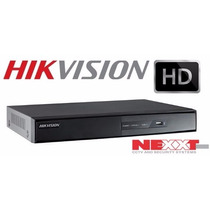 Dvr Turbo Hd 16 Canais Hikvision Grava Em Full Hd 1080p