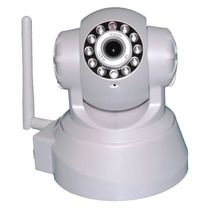 Camera Ip Sem Fio Hd 720p 1.3 Mp Wi-fi Noturna +áudio #bi29