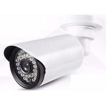 Câmera Ir Color Ccd Ahd 2000 Linhas 3,6mm