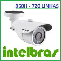 Câmera Intelbras Infra 20mts Vm S3120 Ir Cut Effio Sub S3020