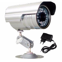 Camera Seguranca Ccd Digital 1/3 Infra 48 Led 1500 Linhas