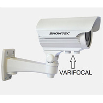 Câmera Varifocal Infravermelho 1/3 Sony 800l 2.8/12mm 80mts