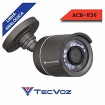 Câmera Infra Tecvoz 800l 25m 3.6mm - Acb-836