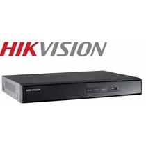 Dvr Hikvision 16 Canais Wd1 Hibrido Ds7208 Hdmi +2 Canais Ip
