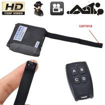 Micro Câmera E Dvr Espião,com Sensor De Movimento E Controle