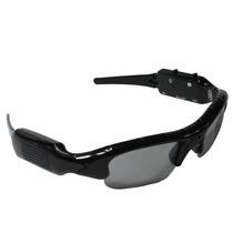 Óculos Espião Filmadora P/ Esporte Radical Moto Motocross