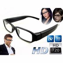 Oculos Espiâo 8gb Tipo Grau Filma Em Hd 1280x720