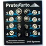 Protetor De Surto Pra Cameras Cftv 8 Canais- Pronta Entrega