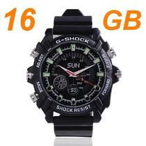 Relógio Espião Visão Noturna Hd 1080p 5s Preço/garantia 100%