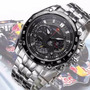 Relogio Ef 550rbsp Edifice Red-bull Casio Original