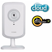 Camera De Vigilancia Dcs-930l D-link Wireless N- 4 X Zoom Sj
