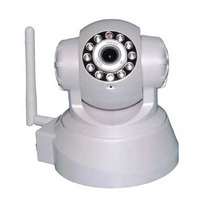 Camera Ip Wireless Ir Giratória Vigilancia Online Cftv C/ Nf