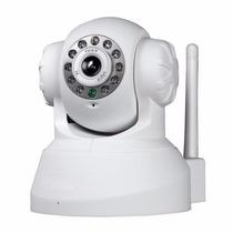 Camera Monitoramento Ip Wifi Com Movimentação Infravermelho