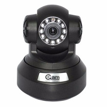 Camera Ip Sem Fio Hd 720p 1.3 Mp Wifi Noturna Micro Frt Grts