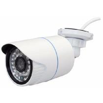Câmera Ip Alta Resolução 1.3 Mp Ahd Onvif Leds Infra 12v